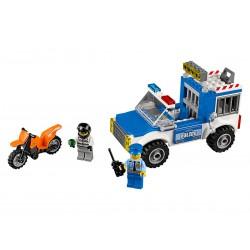 Honička s policejní dodávkou, LEGO Juniors 10735