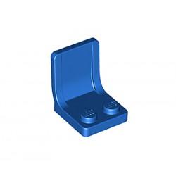 Sedadlo 2 x 2 x 2 - modré - LEGO 407923 Blue Seat