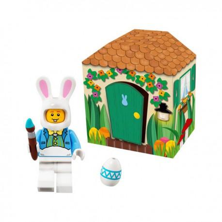 Chýše velikonočního zajíčka - LEGO 5005249 Iconic Easter