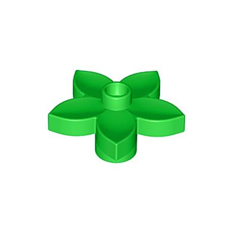 Květ rostliny - zelený - LEGO Duplo 6510/4121575