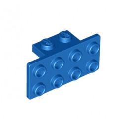 """Držák / """"eLko"""" 90 st. 1 x 2 - 2 x 4 - modrý - LEGO 93274 Bracket"""