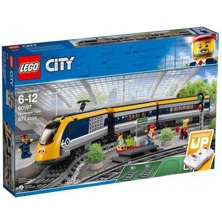 Vysokorychlostní osobní vlak, LEGO City 60051