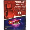 Boží sběratelské album LEGO MOVIE 2 - EXKLUZÍVNÍ pro členy LEGO® VIP