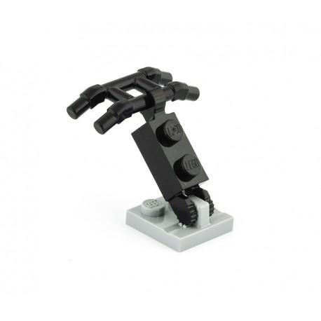 Set: Kompletní elektrický pantograf s držáky pro LEGO City Vlaky 60197, 60198 a další