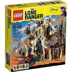"""KRABICE pro """"LEGO The Lone Ranger 79110 Přestřelka ve stříbrném dole"""" - POUZE K OSOBNÍM ODBĚRU"""
