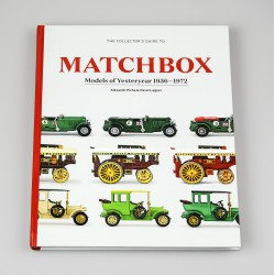 katalog variant modelů 'Collector's Guide to MATCHBOX Models of Yesteryear 1956–1972'