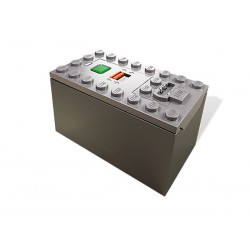 Bateriový box na 6 baterií AAA, LEGO Power Functions 88000