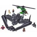 Hrdinové spravedlnosti: souboj vysoko v oblacích, LEGO Super Heroes 76046