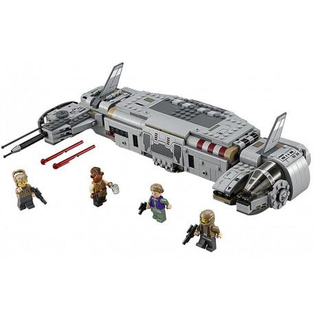 Vojenský transport Odporu, LEGO Star Wars 75140