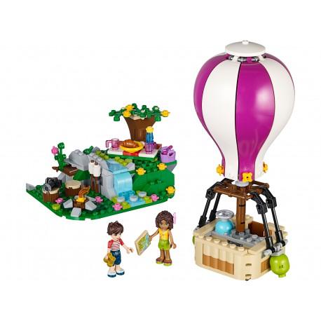 Horkovzdušný balón v Heartlake, LEGO Friends 41097