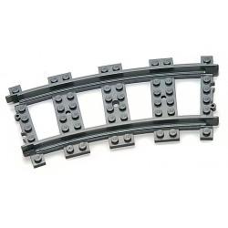 Kolej zatáčka pro RC vlaky, LEGO City 53400