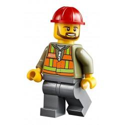 Strojvůdce nákladního vlaku, LEGO Minifigurka